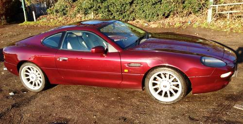 Aston Martin DB7 3.2 i6 Coupe 1997 For Sale (picture 1 of 6)