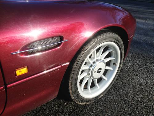 Aston Martin DB7 3.2 i6 Coupe 1997 For Sale (picture 4 of 6)