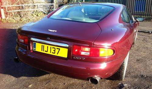 Aston Martin DB7 3.2 i6 Coupe 1997 For Sale (picture 6 of 6)