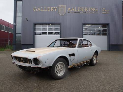1973 Aston Martin V8 Project car! For Sale (picture 1 of 6)