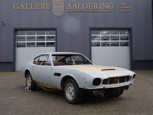 1973 Aston Martin V8 Project car! For Sale (picture 6 of 6)