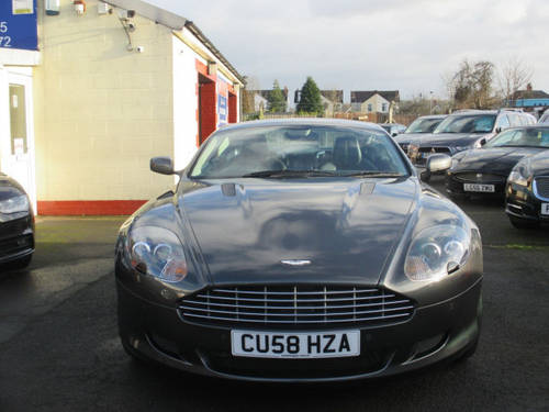 2008 ASTON MARTIN DB9 5.9 V12 2d AUTO 470 BHP For Sale (picture 2 of 6)