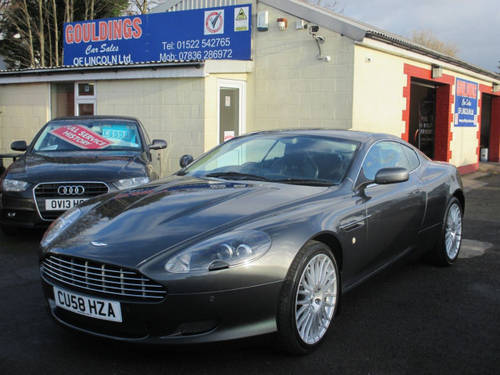 2008 ASTON MARTIN DB9 5.9 V12 2d AUTO 470 BHP For Sale (picture 3 of 6)
