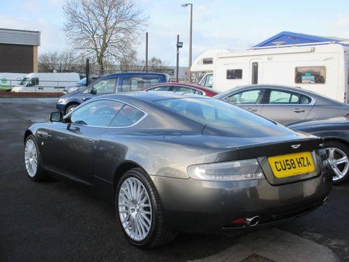 2008 ASTON MARTIN DB9 5.9 V12 2d AUTO 470 BHP For Sale (picture 4 of 6)