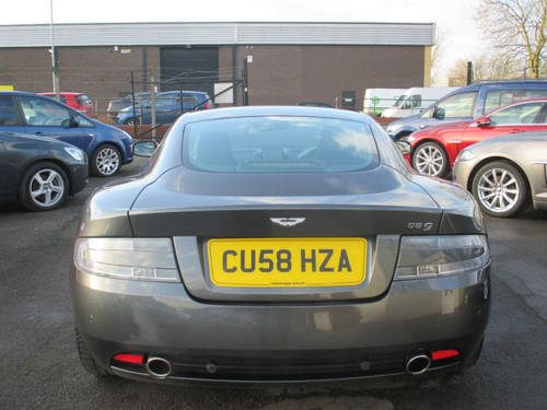 2008 ASTON MARTIN DB9 5.9 V12 2d AUTO 470 BHP For Sale (picture 5 of 6)
