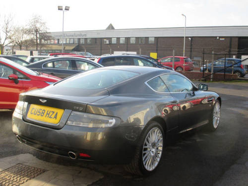 2008 ASTON MARTIN DB9 5.9 V12 2d AUTO 470 BHP For Sale (picture 6 of 6)