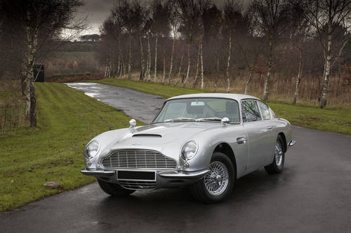 1968 DB6 MKI Vantage Spec For Sale (picture 1 of 6)