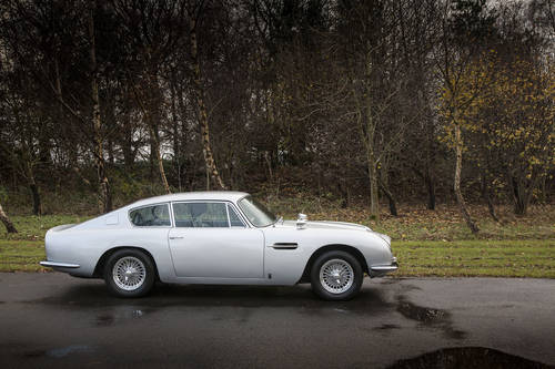 1968 DB6 MKI Vantage Spec For Sale (picture 3 of 6)