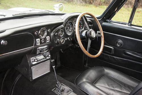 1968 DB6 MKI Vantage Spec For Sale (picture 4 of 6)