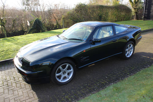 Aston Martin Virage V8 Coupe 1996 SOLD (picture 2 of 6)