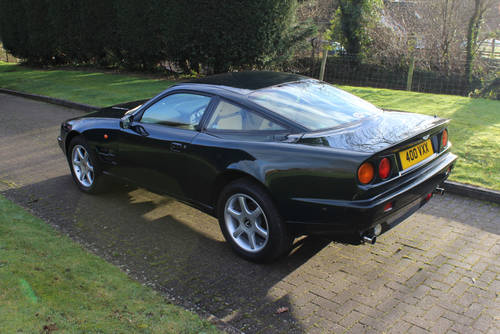 Aston Martin Virage V8 Coupe 1996 SOLD (picture 3 of 6)