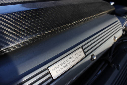 Aston Martin Virage V8 Coupe 1996 SOLD (picture 6 of 6)