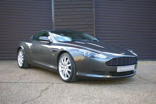 2006 Aston Martin DB9 5.9 V12 Automatic Coupe (44,321 miles) SOLD (picture 2 of 6)