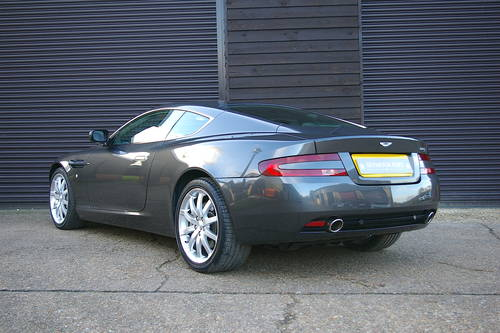 2006 Aston Martin DB9 5.9 V12 Automatic Coupe (44,321 miles) SOLD (picture 3 of 6)