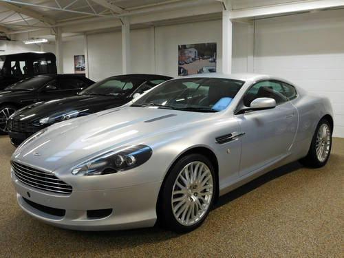 2008 ASTON MARTIN DB9 COUPE ** 2009 MODEL YEAR AND ONLY 21,800 ** For Sale (picture 1 of 5)