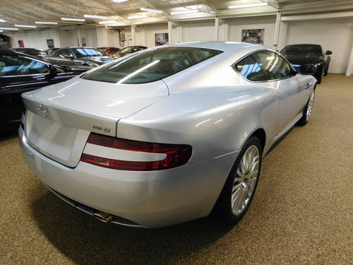 2008 ASTON MARTIN DB9 COUPE ** 2009 MODEL YEAR AND ONLY 21,800 ** For Sale (picture 2 of 5)