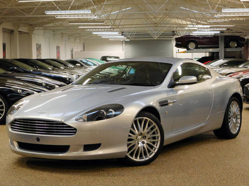 2008 ASTON MARTIN DB9 COUPE ** 2009 MODEL YEAR AND ONLY 21,800 ** For Sale (picture 3 of 5)