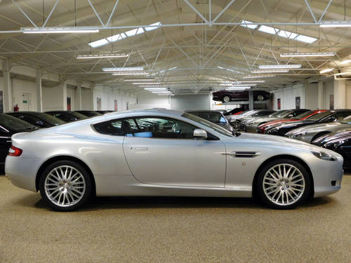 2008 ASTON MARTIN DB9 COUPE ** 2009 MODEL YEAR AND ONLY 21,800 ** For Sale (picture 4 of 5)