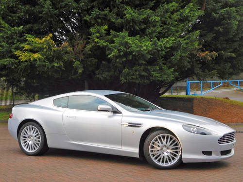 2008 ASTON MARTIN DB9 COUPE ** 2009 MODEL YEAR AND ONLY 21,800 ** For Sale (picture 5 of 5)