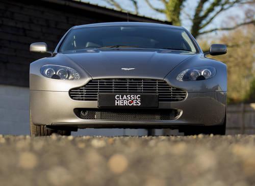 2006 Aston Martin V8 Vantage 21,000 miles SOLD (picture 1 of 6)