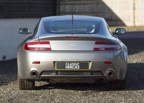 2006 Aston Martin V8 Vantage 21,000 miles SOLD (picture 4 of 6)