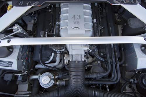 2006 Aston Martin V8 Vantage 21,000 miles SOLD (picture 6 of 6)