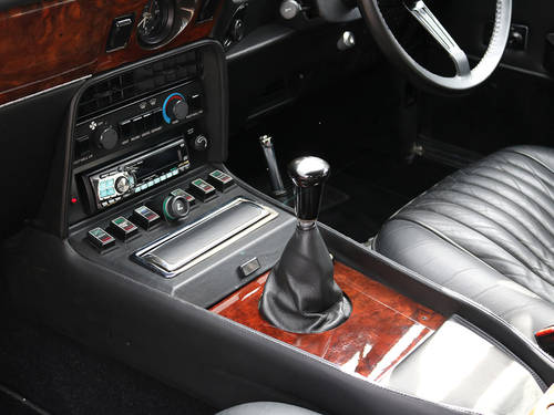 Aston Martin V8 Saloon with X Pack Specification Engine  For Sale (picture 5 of 6)