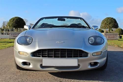 1999 Aston Martin DB7 i6 Volante Alfred Dunhill Edition For Sale (picture 4 of 5)