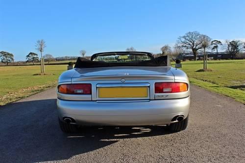 1999 Aston Martin DB7 i6 Volante Alfred Dunhill Edition For Sale (picture 5 of 5)
