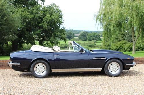 1979 Aston Martin V8 Volante For Sale (picture 4 of 6)