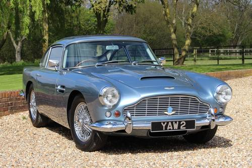 1961 Aston Martin DB4 Series 4 – GT engine from new For Sale (picture 1 of 6)