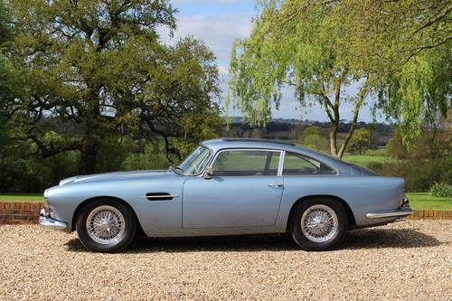 1961 Aston Martin DB4 Series 4 – GT engine from new For Sale (picture 3 of 6)