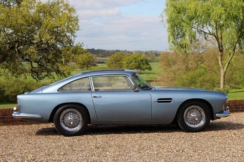 1961 Aston Martin DB4 Series 4 – GT engine from new For Sale (picture 4 of 6)