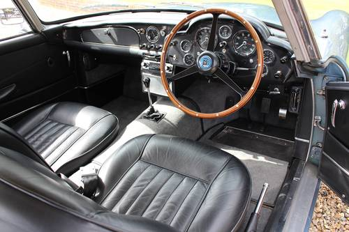 1961 Aston Martin DB4 Series 4 – GT engine from new For Sale (picture 5 of 6)