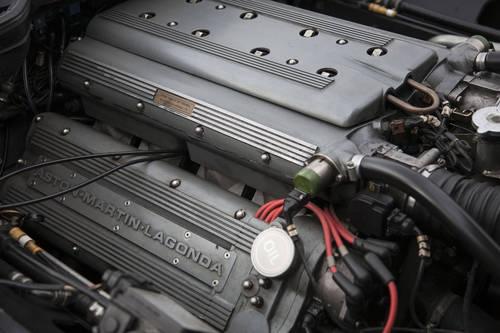 1995 Aston Martin Virage Volante 5.3L Wide Body For Sale (picture 6 of 6)