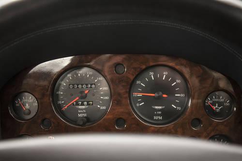1995 Aston Martin Virage Volante 5.3L Wide Body For Sale (picture 5 of 6)
