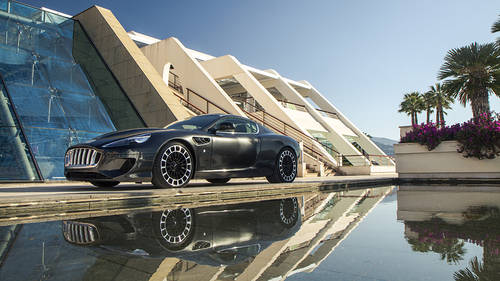2012 Aston Martin Coachbuilt as Vengeance by Kahn For Sale (picture 5 of 6)