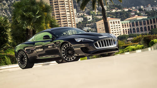 2012 Aston Martin Coachbuilt as Vengeance by Kahn For Sale (picture 6 of 6)