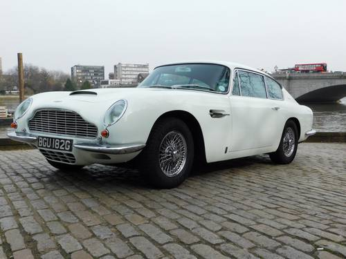 1969 Aston Martin DB6 Vantage RHD For Sale (picture 1 of 6)