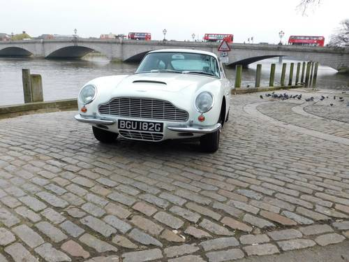 1969 Aston Martin DB6 Vantage RHD For Sale (picture 6 of 6)