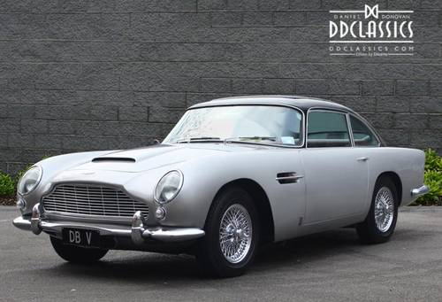 1964 Aston Martin DB5 (RHD) SOLD (picture 1 of 6)