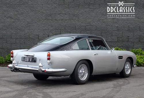 1964 Aston Martin DB5 (RHD) SOLD (picture 2 of 6)
