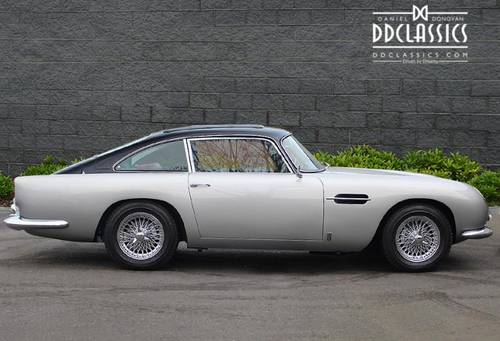 1964 Aston Martin DB5 (RHD) SOLD (picture 3 of 6)