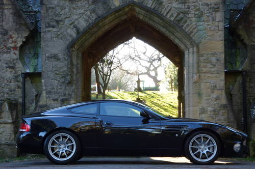 2005 Vanquish 6.0 V12 2+2 SDP EDITION (Just 15419 miles) For Sale (picture 5 of 6)