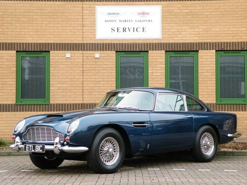 1965 Stunning DB5 with 33,000 Original Miles From New. For Sale (picture 1 of 6)