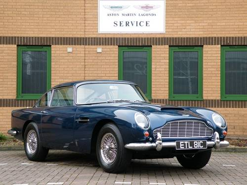 1965 Stunning DB5 with 33,000 Original Miles From New. For Sale (picture 2 of 6)