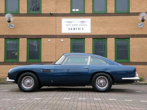 1965 Stunning DB5 with 33,000 Original Miles From New. For Sale (picture 3 of 6)