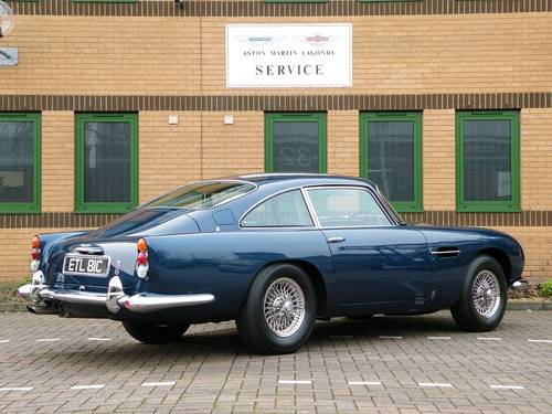1965 Stunning DB5 with 33,000 Original Miles From New. For Sale (picture 4 of 6)