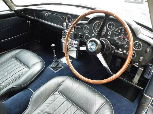1965 Stunning DB5 with 33,000 Original Miles From New. For Sale (picture 5 of 6)
