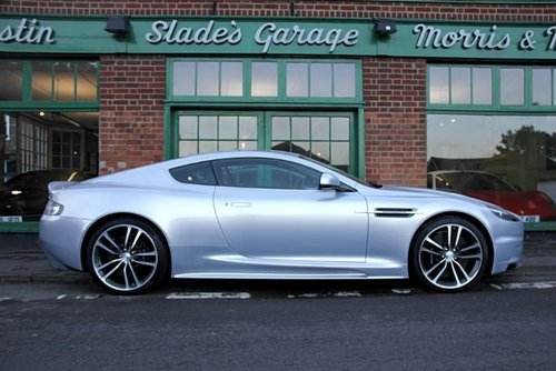 2010 Aston Martin DBS Coupe  For Sale (picture 1 of 4)